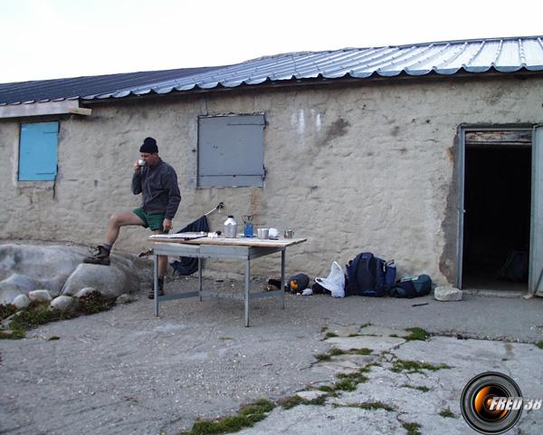 Cabane pastorale.