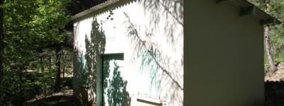 Cabane du ruisseau des granges photo