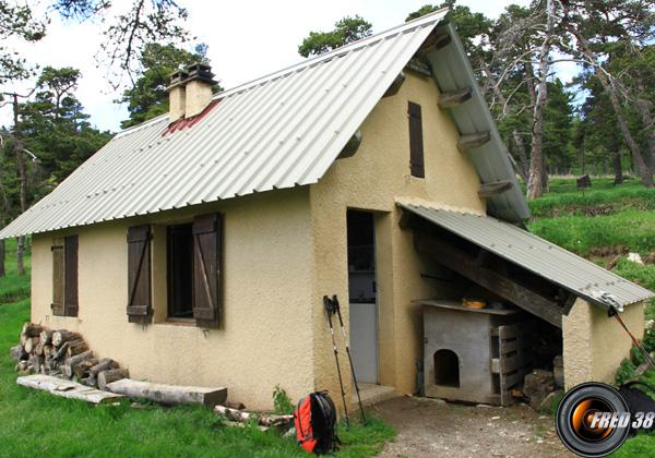 Cabane pastorale d'Archail