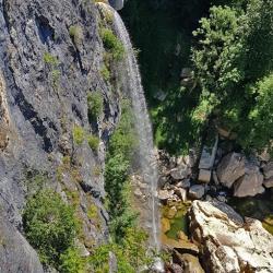 La cascade de Ceyverieu