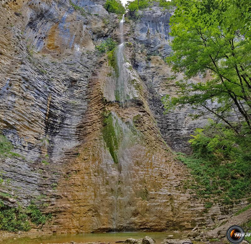 Cascade de luizet photo 1