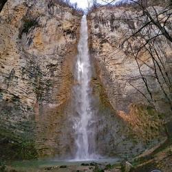 Cascade du Luizet.
