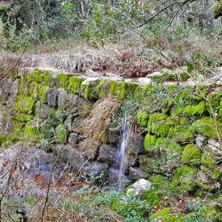 Le petit barrage.