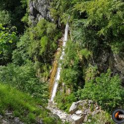 Cascade de Charminelle.