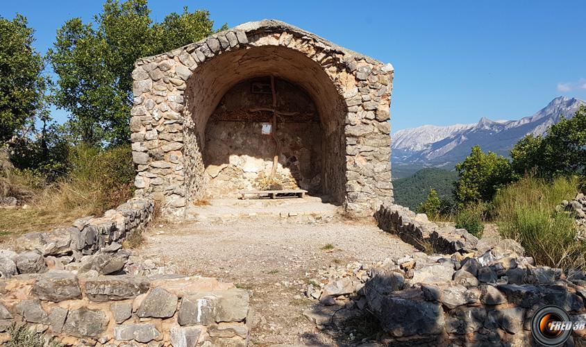 Chapelle de la croix photo