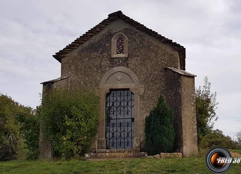 Chapelle de leyrieu photo