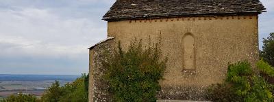 Chapelle de leyrieu photo2