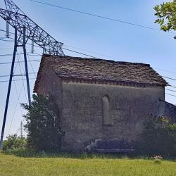 la chapelle et le