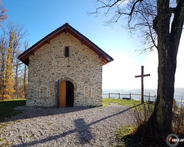 La chapelle Saint-Joseph.