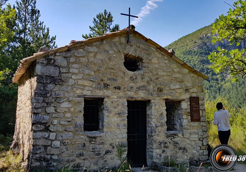 Chapelle Saint-Honoré.