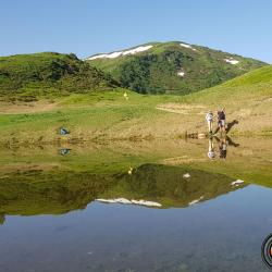Le lac des Grenouilles,