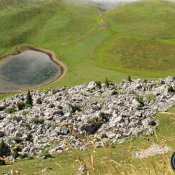 Lac de la Case.