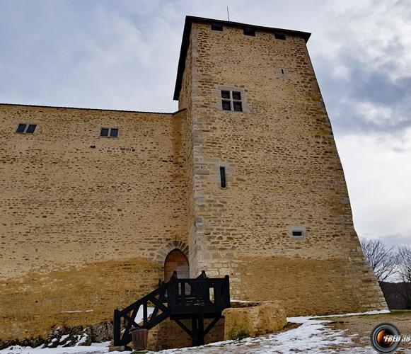 Le chateau.