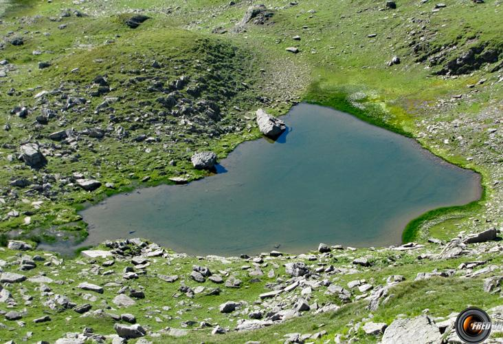 Lac du Cheval Noir.