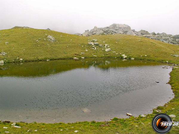 Le plus grand lac.