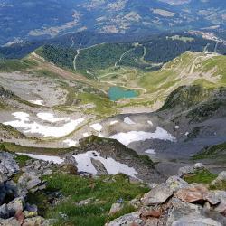 Le lac de la Jasse,