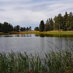 le lac des Monges.