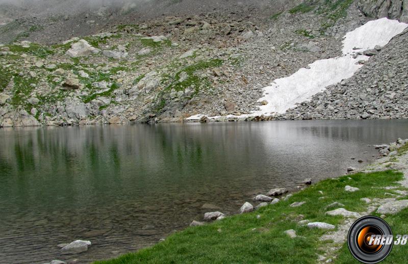 Lac du Mercantour.