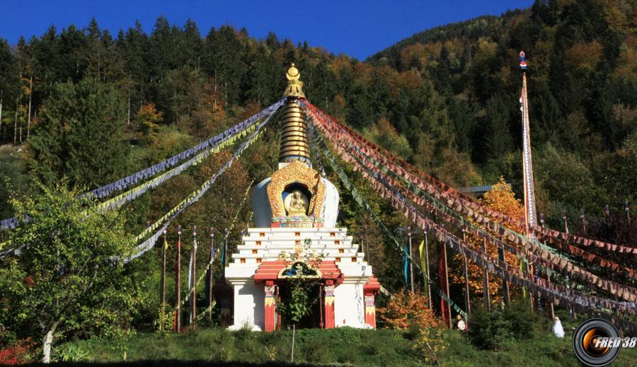 Le centre Karma Ling,