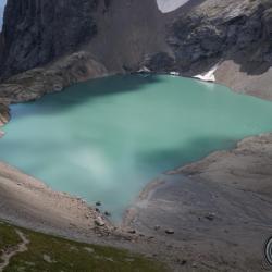 Lac de l'Eychauda,