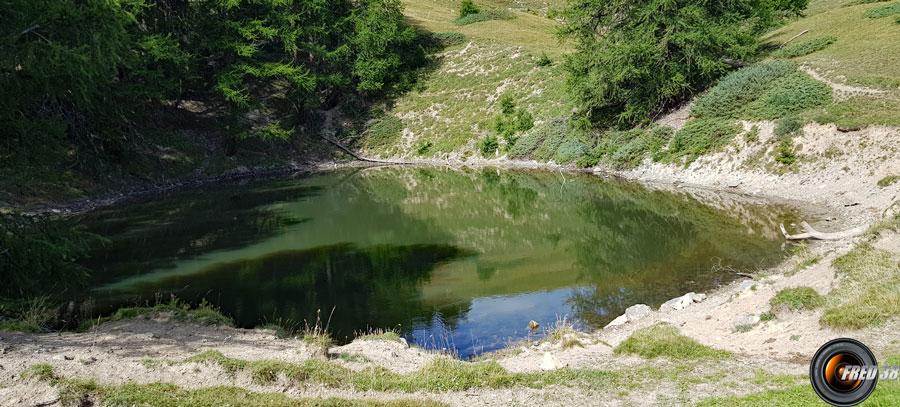 Lac des Clots.