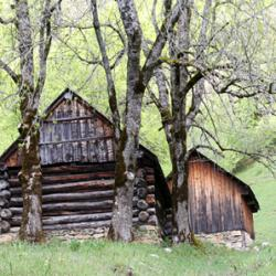 Cabanes de Figlia.