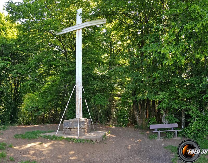 Croix de bramafan photo