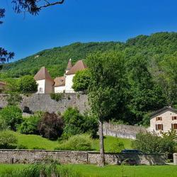 Chateau de Cusset.