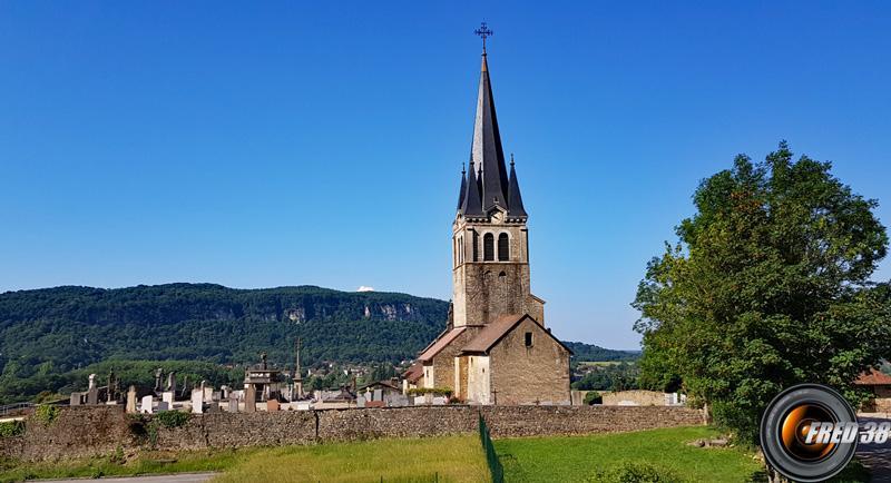 Eglise Sainte-Marie.