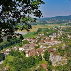 Vue sur Saint-Sorlin.