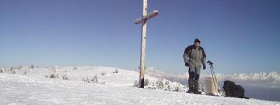 Croix de l alpes plagne photo