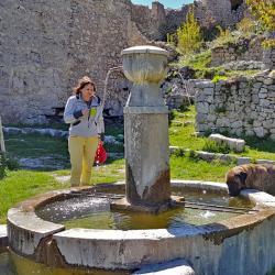 Le fontaine du Poil.
