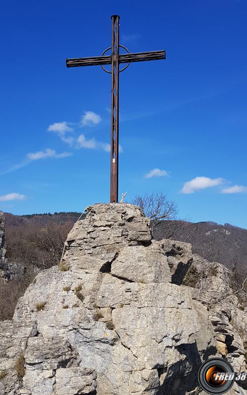 La Croix des Moines.