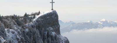 Croix du nivolet photo