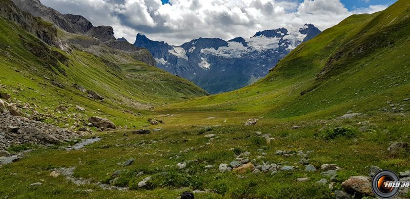 Glacier des Volnets