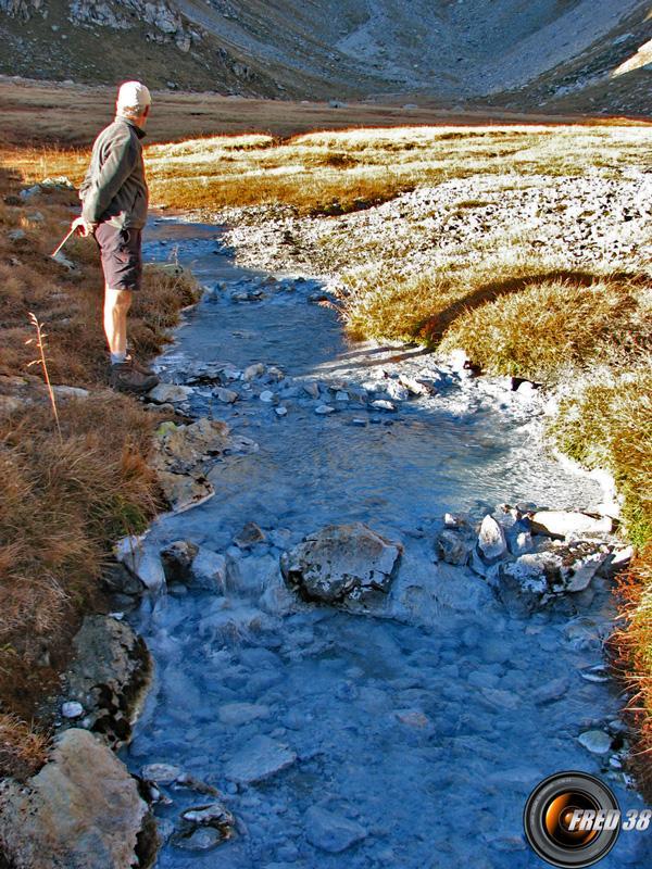 Ruisseau de Plaisance.