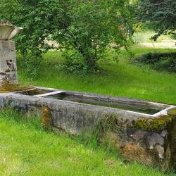 Fontaine à Moraize.
