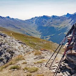 Le point culminant de la randonnée.