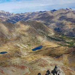 Lacs Rond et de Cristol.