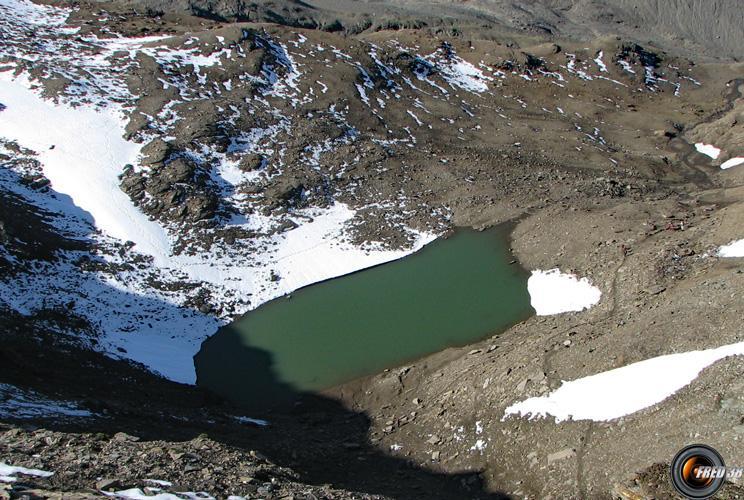 Lac du Ruisseau de la Lose.