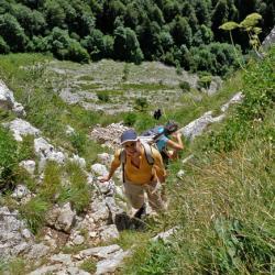 Le pas du Racapé.