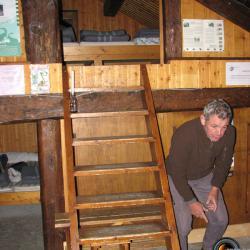 Couchage sur 2 niveaux