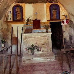 La petite chapelle de Villeplane.