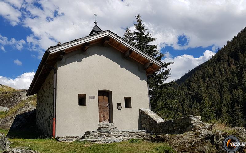 Chapelle des Gorges