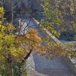Le pont Roman.