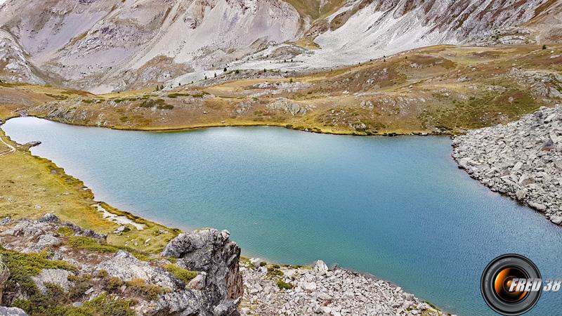 Reand lac de l'Oulle.