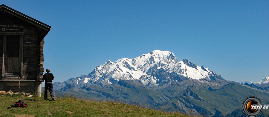 Le Mont-Blanc.