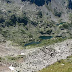 Lacs de la Tempête.