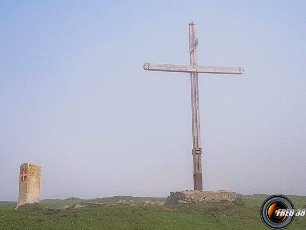 La Croix de l'Alpe.