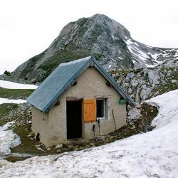 Cabane de l'Aiguillette.